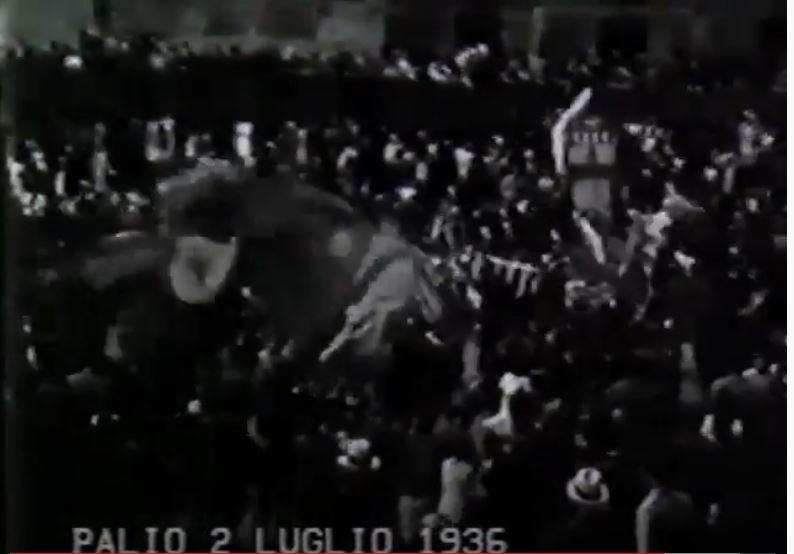 Palio di Siena: Palio 2 luglio1936
