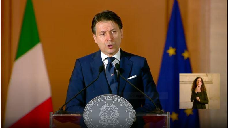 """italia, Conte: """"Fase 1 ha dato i risultati attesi, da lunedì siriparte"""""""