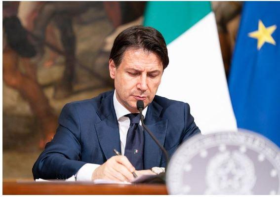 Italia: Conte firma il Dpcm 17 maggio2020
