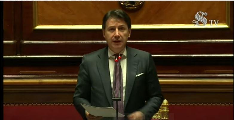 """italia, Conte apre alle opposizioni: """"Abbiamo il dovere di confrontarci, didialogare"""""""