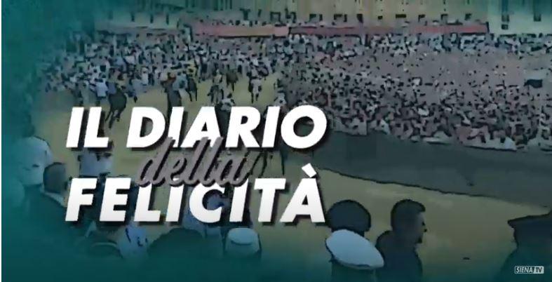 PALIO DI SIENA: IL DIARIO DELLA FELICITA – OCA10-05-2020