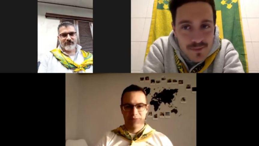 Palio di Legnano, Contrada Sant'Ambrogio: L'intervista aibarbareschi