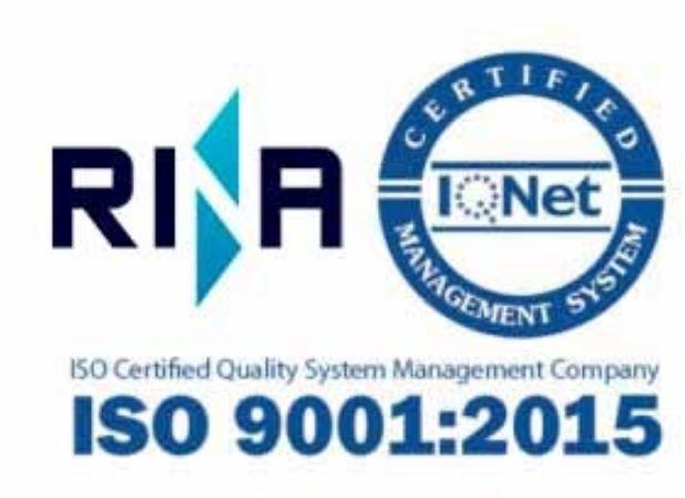 Siena: Il Comune di Siena ha ottenuto la certificazione di qualità ISO 9001:2015 attribuita da RINA ServicesS.p.A