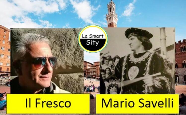 """Siena: la Smart Sity  chiedi di votare per la finale fra Luca Virgili detto """"Fresco"""" e MarioSavelli"""