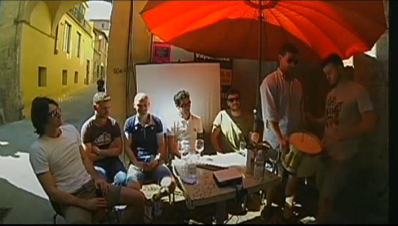 Siena: L'Arte del tamburo aSiena