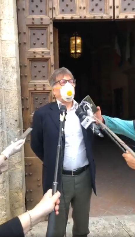 Palio di Siena: 14 maggio 2020, i Palii vengono annullati a causa dell'emergenzacovid