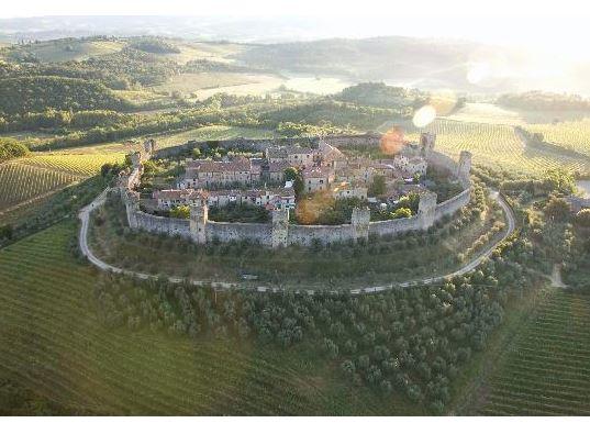 Provincia di Siena: Covid, picco di casi positivi a Monteriggioni. Situazione monitorata dallaAsl