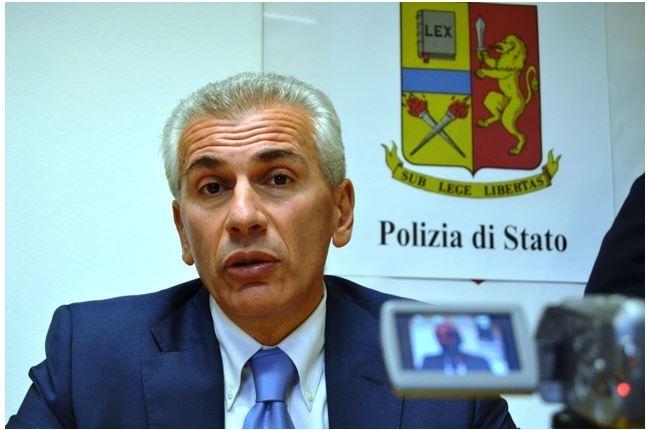 Siena: L'ex direttore della squadra mobile di Siena Maurizio Di Domenico promossoQuestore