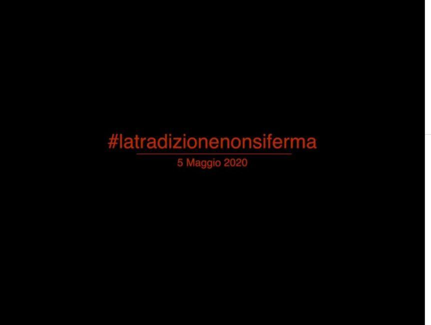 Palio di Asti, Collegio dei Rettori: Oggi 05/05 #latradizionenonsiferma