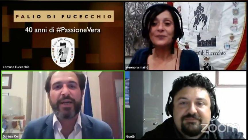 Palio di Fucecchio: Oggi 20/05 Diretta Live 2^Puntata 40 anni di#PassioneVera