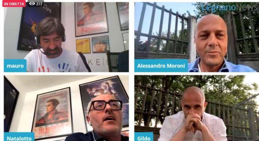 Palio di Legnano: Omaggio al Palio di Legnano, 10mila spettatori per la direttavideo