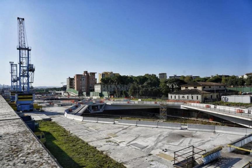 Toscana: Tav, Rfi subentra a Nodavia per ripartire nel2020