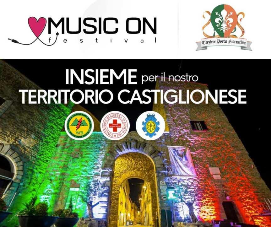 Palio di Castiglion Fiorentino, Terziere Porta Fiorentina: Music OnFestival