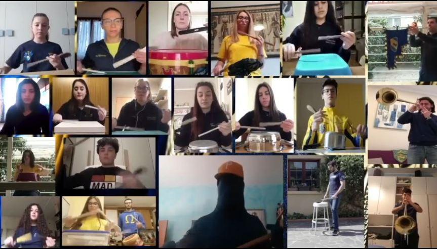 Palio di Fucecchio, Contrada Porta Raimonda: Video GruppoMusici