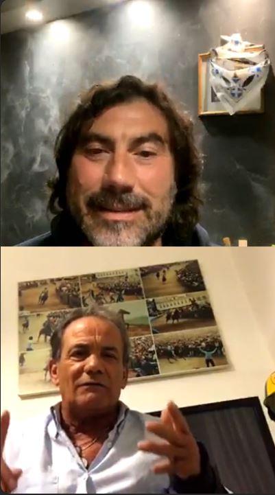 """Palio di Legnano: Oggi 15/05 Diretta Live Le Interviste al Contrario De Pascali intervista """"Cianchino"""""""
