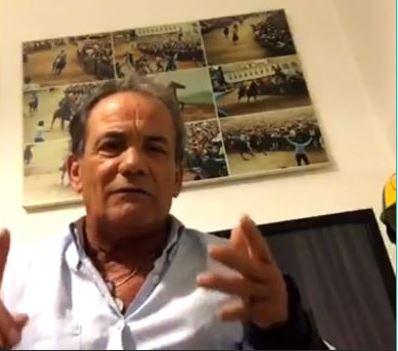 """Palio di Siena: """"Siena ha 18 comuni, saprà reagire anche a un anno senza Palio"""", parola dell'ex fantinoCianchino"""