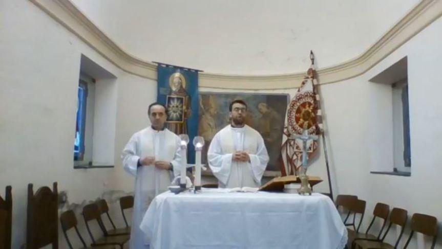 Palio di Legnano, Contrada San Bernardino: Oggi 20/05 Video Messa SanBernardino