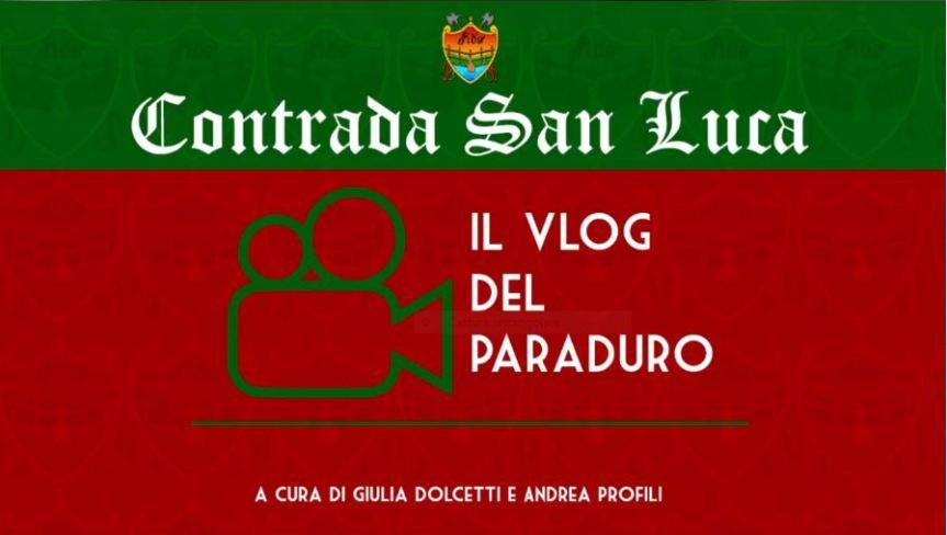 Palio di Ferrara, Borgo San Luca: Oggi 01/05 4^ Puntata del Vlog delParaduro