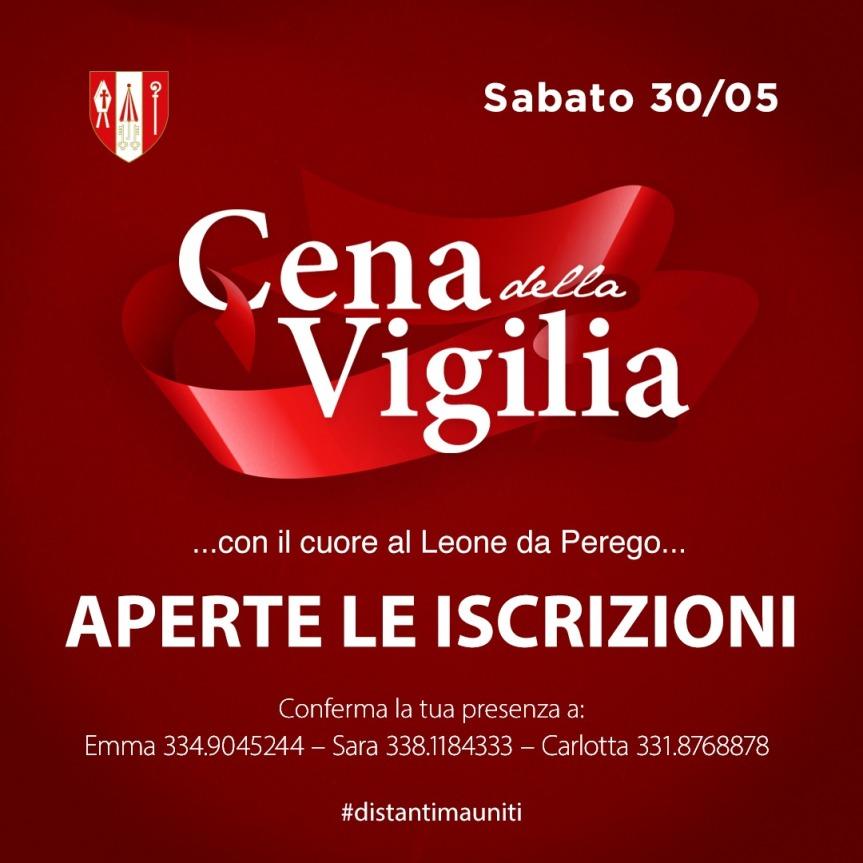 """Palio di Legnano, Contrada San Magno: 30/05 """"Cena dellaVigilia"""""""