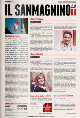 """Palio di Legnano, Contrada San Magno: Oggi 25/05 uscita terzo volume """"Il Sanmagnino2.0"""""""