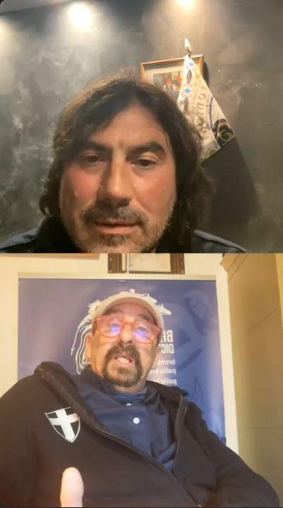 """Palio di legnano, Contrada San Martino: Le interviste al contrario, il Capitano intervista Camillo Pinelli """"Spillo"""" """"Brontolo dice lasua"""""""