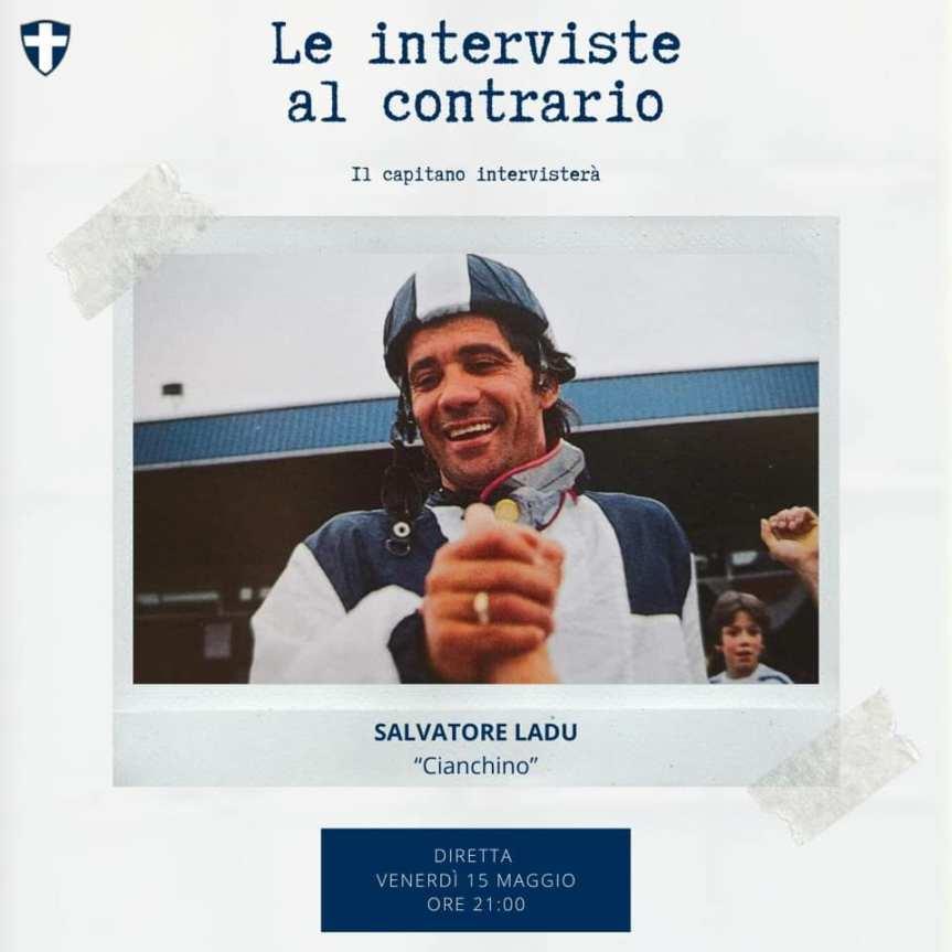 """Palio di Legnano, Contrada San Martino: 15/05 ore 21.00 Interviste al Contrario De Pascali intervista Salvatore Ladu detto """"Cianchino"""""""