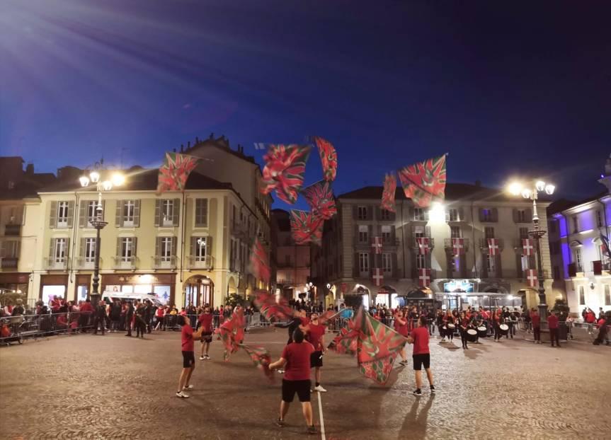 Palio di Asti, Borgo San Pietro: Riflessioni sul Palio dei Musici eSbandieratori