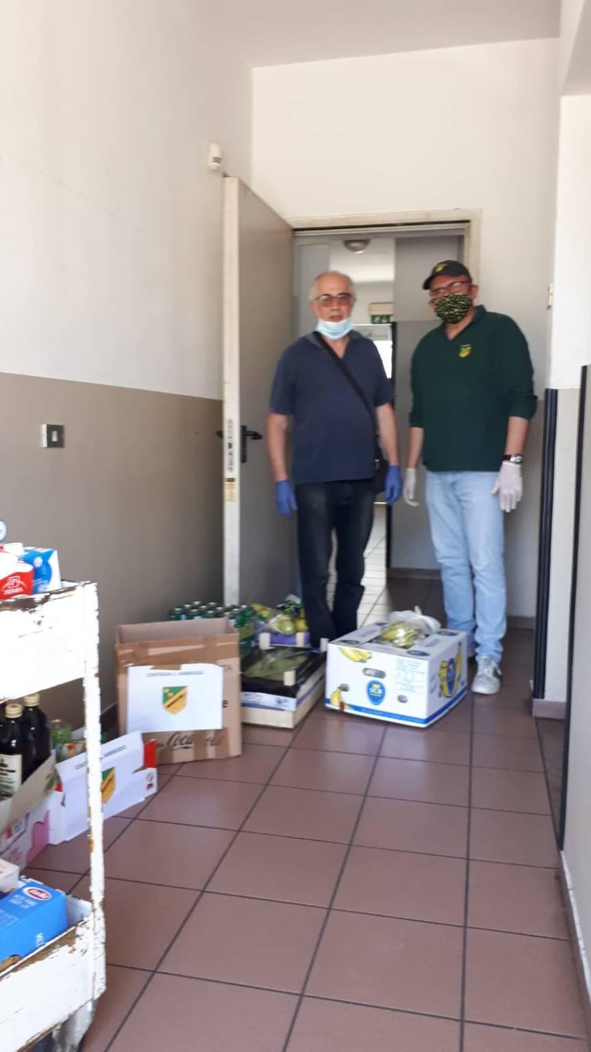 """Palio di Legnano, Contrada Sant'Ambrogio: Aggiornamento #6 """"Spesasolidale"""""""
