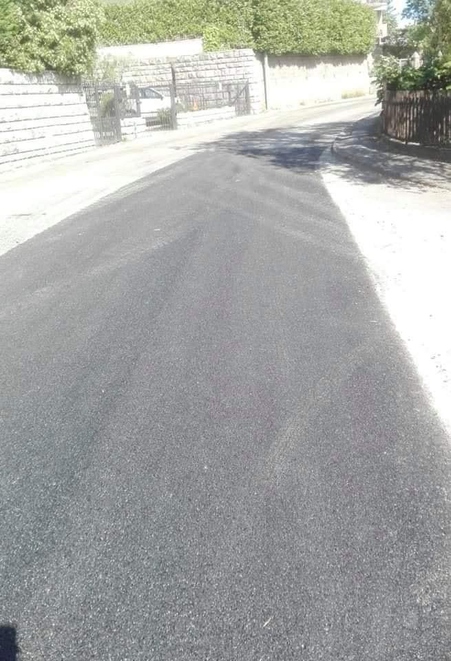 Siena: Oggi 05/05 proseguono i lavori diasfaltatura