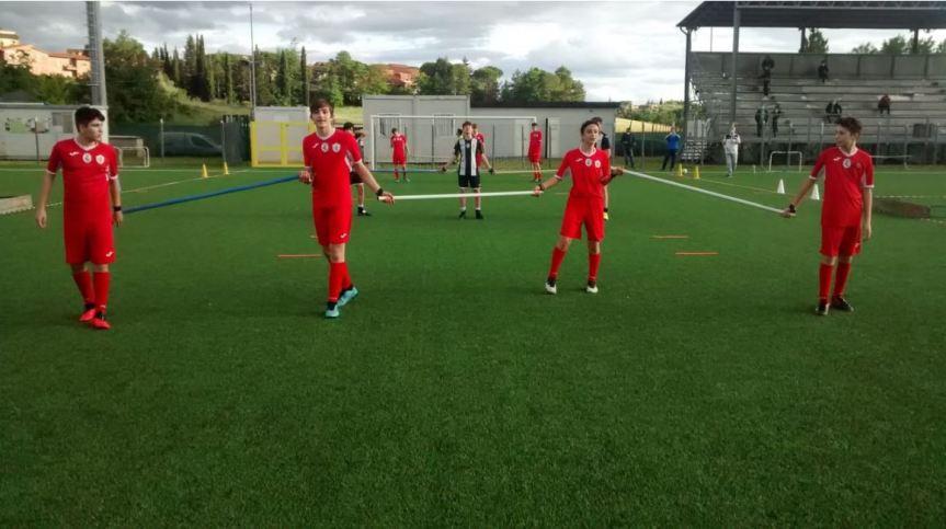 Siena, Gli under 15 del Siena Nord trovano il modo per tornare in campo: Il calcio balillaumano