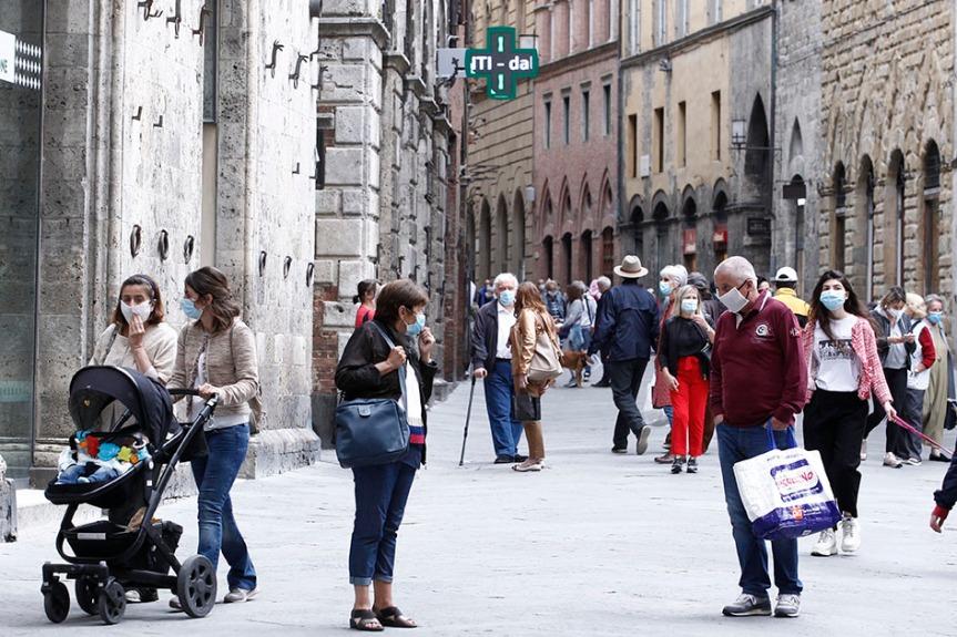 Toscana: Covid, in Italia quadro positivo ma in alcune regioni contagi inaumento