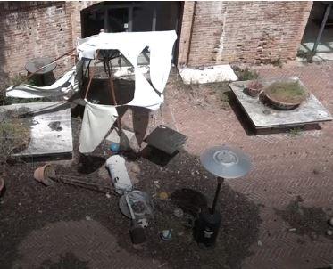 Siena: Degrado all'Enoteca Italiana, ripulital'area