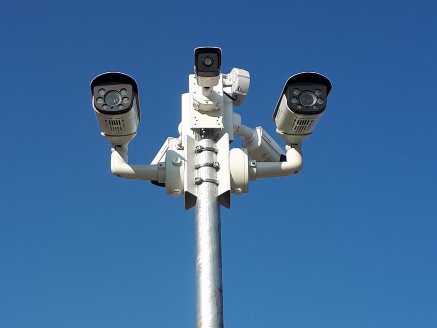 Siena più sicura: Installate altre 10 nuove telecamere incittà