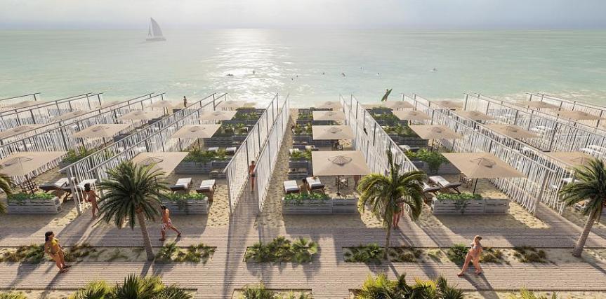Toscana: Otto giovani architetti e la spiaggiaCovid-sicura