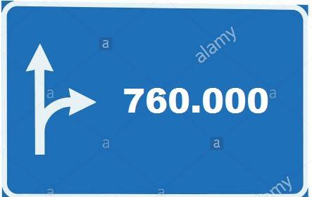Massi Lo Sà: Nuovo Record del Blog, raggiunta quota 760.000visite!!