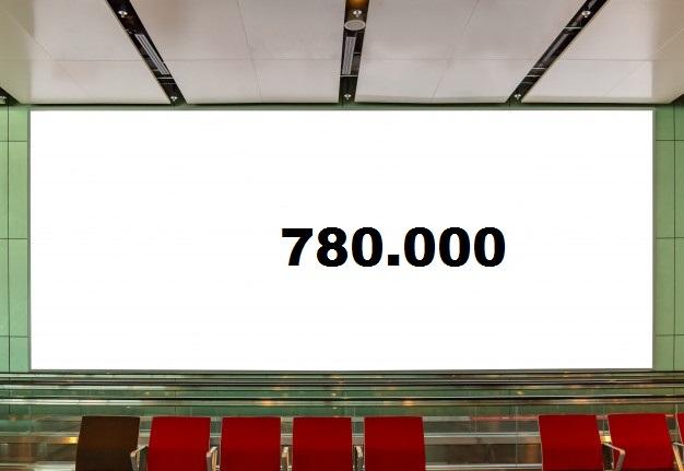 Massi Lo Sà: Nuovo Record del Blog, raggiunta quota 780.000visite!!