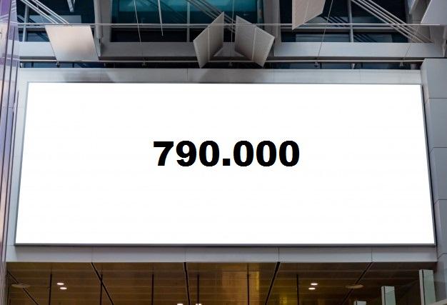 Massi Lo Sà: Nuovo Record del Blog, raggiunta quota 790.000visite!!