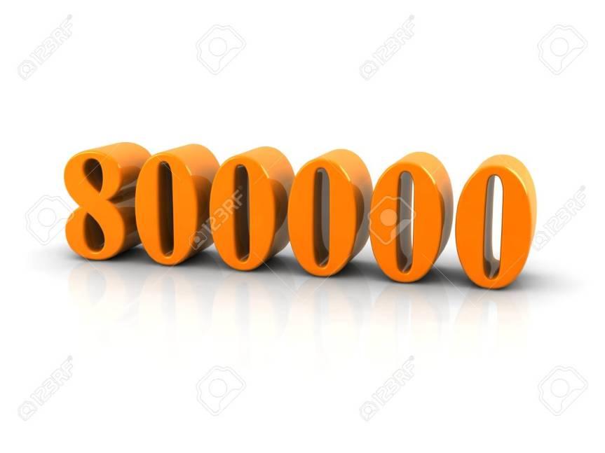 Massi Lo Sà: Nuovo Record del Blog, raggiunta quota 800.000visite!!