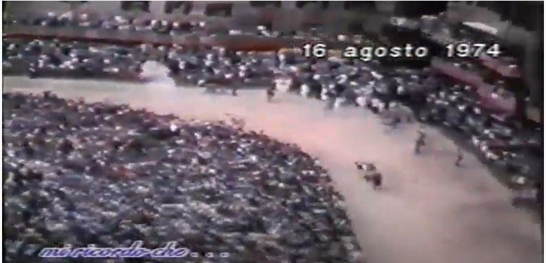 Palio di Siena: Palio 16 agosto1974