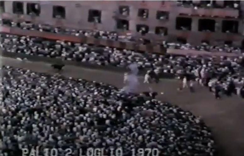 Palio di Siena: Palio 2 luglio1970