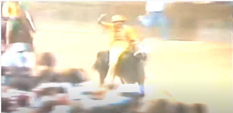 Paluio di Siena: Palio 2 luglio1981