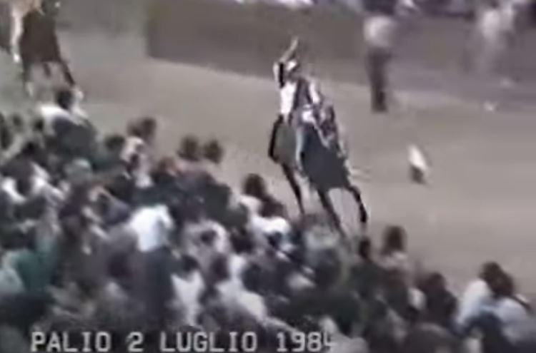 Palio di Siena: Palio 2 luglio1984