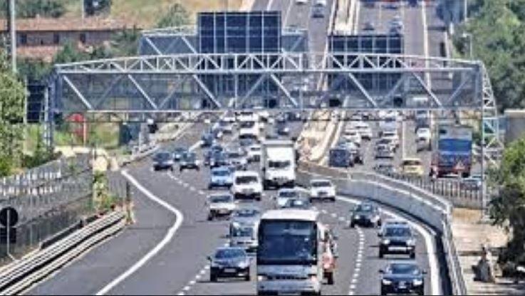 Toscana: Segnali di Fase 3, torna il traffico inautostrada