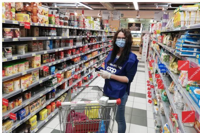 """Siena, Coop Centro Italia in prima linea nei nuovi servizi: Il """"Click & Collect"""" arriva aSiena"""
