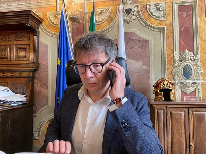 """Palio di Siena, Provenzano, il porta Palio è vuoto. Il sindaco: """"Maipiù"""""""