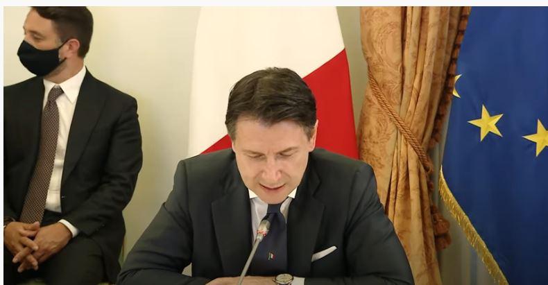 """Italia, """"Progettiamo il Rilancio"""": Oggi 17/06 l'intervento introduttivo del Presidente Conte della quartagiornata"""