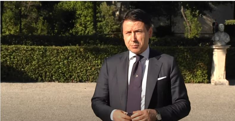 Italia: #ProgettiamoilRilancio, quarta giornata | Dichiarazioni allastampa
