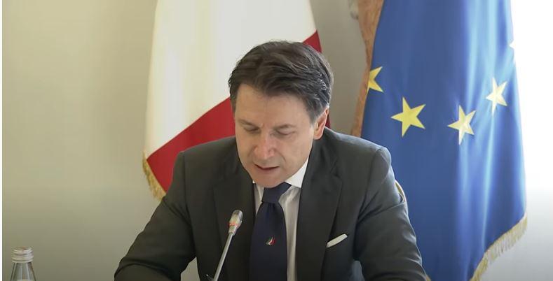 Italia: Gli impegni del Presidente Conte di martedì 7 e mercoledì 8luglio