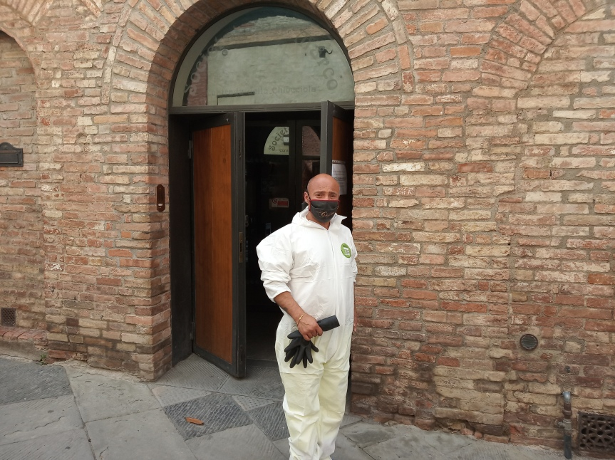 Siena: Società di contrada, via alle riaperture con un nuovoprotocollo