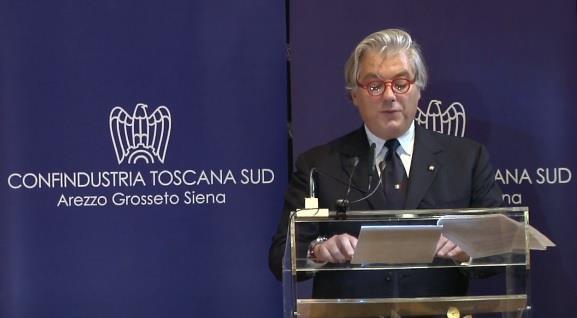 """Toscana, Il presidente di Confindustria Toscana Sud Campionoti sull'Inps: """"Basta chiacchere, basta offese, bastafalsità"""""""